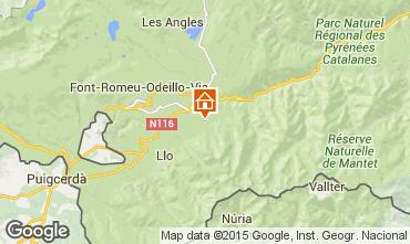Mapa Saint Pierre - Dels - Forcats - Cambre Chalet 98851
