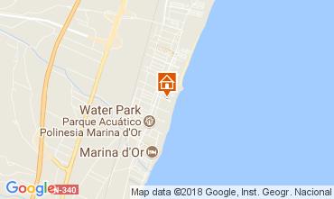 Mapa Oropesa del Mar Apartamento 112862