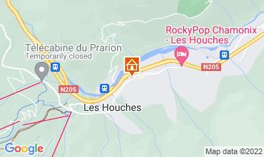 Mapa Les Houches Estudio 1409
