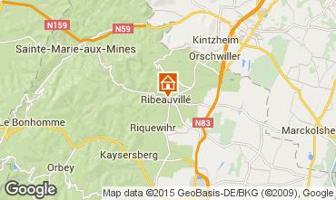 Mapa Ribeauvillé Apartamento 74066