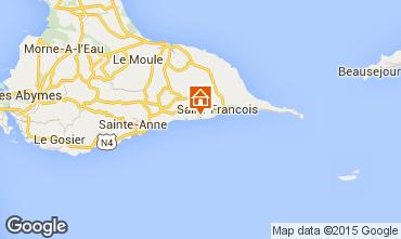 Mapa Saint Francois Apartamento 90989