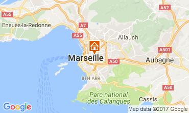 Mapa Marsella Apartamento 107740