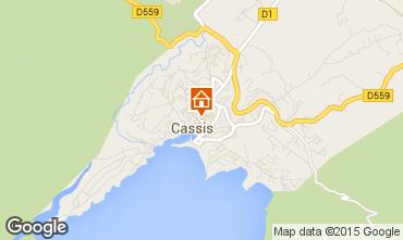 Mapa Cassis Casa 48095
