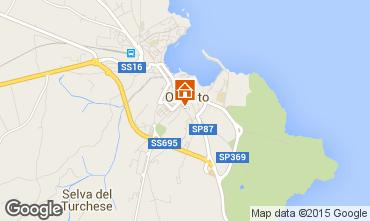 Mapa Otranto Apartamento 82878