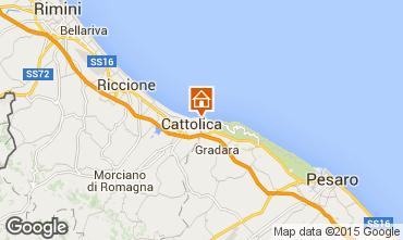 Mapa Cattolica Apartamento 93105