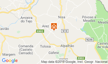 Mapa Nisa Villa 98487