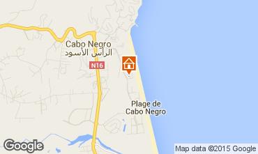 Mapa Cabo Negro Villa 52144