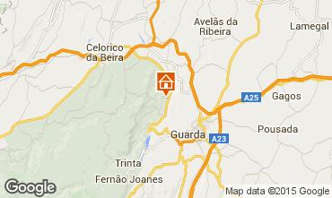 Mapa  Casa rural 43861