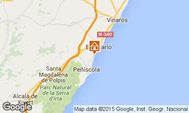 Mapa Peñíscola Estudio 54461