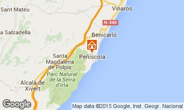 Mapa Pe��scola Villa 51868