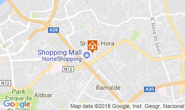 Mapa Oporto Apartamento 115948