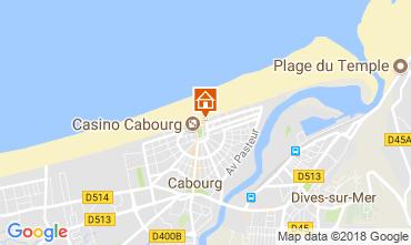 Mapa Cabourg Apartamento 113997