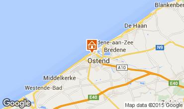 Mapa Ostende Estudio 77524