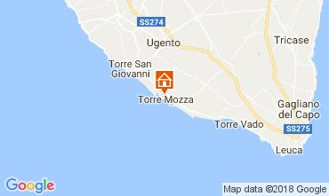 Mapa Torre Mozza Apartamento 113112