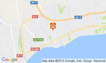 Mapa Marbella Casa 106740