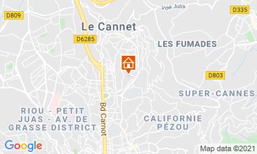 Mapa Cannes Apartamento 76852