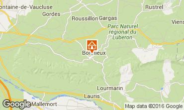 Mapa Bonnieux Apartamento 95587