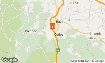 Mapa Burdeos Casa 71055