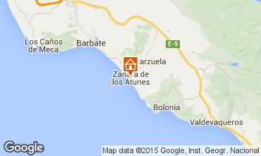 Mapa Zahara de los Atunes Villa 101352