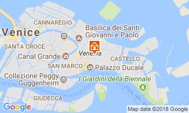 Mapa Venecia Apartamento 113527