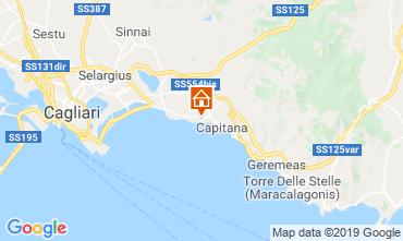 Mapa Quartu Sant'Elena Villa 118647