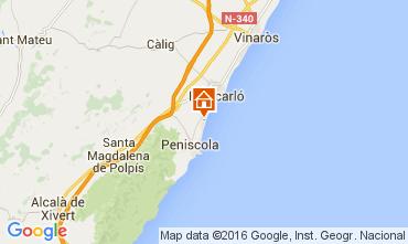 Mapa Pe��scola Apartamento 105376