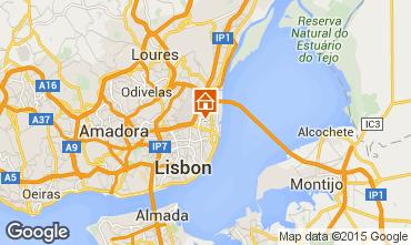 Mapa Lisboa Apartamento 80032