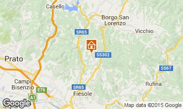 Mapa Florencia Apartamento 97623