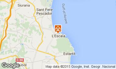 Mapa La Escala Casa 82099