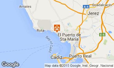 Mapa Puerto de Santa Mar�a Apartamento 100140