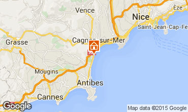 Mapa Villeneuve-Loubet Estudio 88589