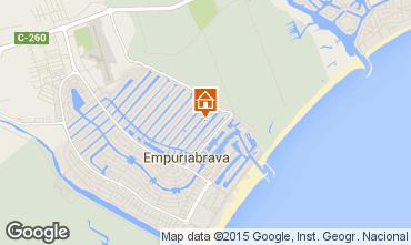 Mapa Ampuriabrava Villa 68826