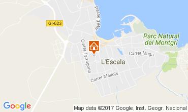 Mapa La Escala Villa 107579