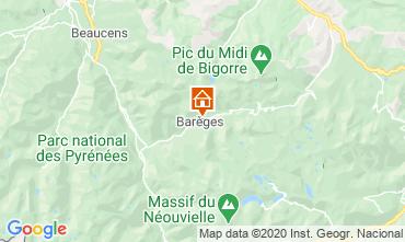 Mapa Barèges Apartamento 74238