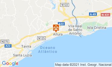 Mapa Altura Villa 115193