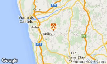 Mapa Viana Do castelo Villa 100039