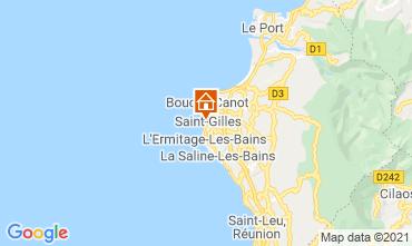 Mapa Saint-Paul Apartamento 116952