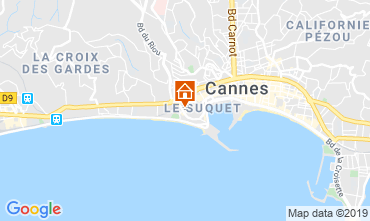 Mapa Cannes Estudio 79486