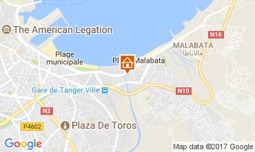 Mapa Tánger Apartamento 111614