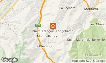 Mapa Saint Fran�ois Longchamp Estudio 2516
