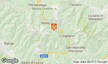 Mapa Abetone Apartamento 102157