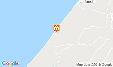 Mapa Badesi Villa 119274
