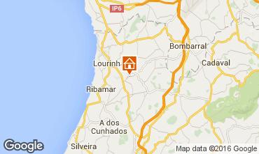 Mapa  Casa rural 102342