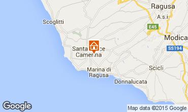 Mapa Ragusa Casa troglodita 77543