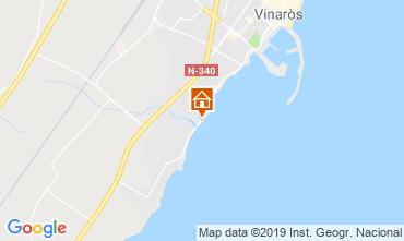 Mapa Vinaroz Villa 112685