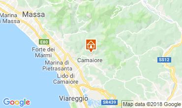 Mapa Camaiore Casa 109335