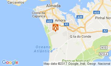 Mapa Lisboa Villa 64362