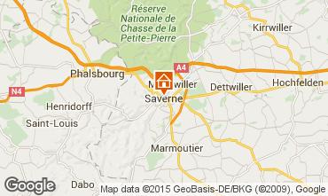 Mapa Estrasburgo Apartamento 97389