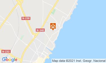 Mapa Vinaroz Villa 103036