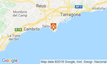 Mapa Salou Villa 79510